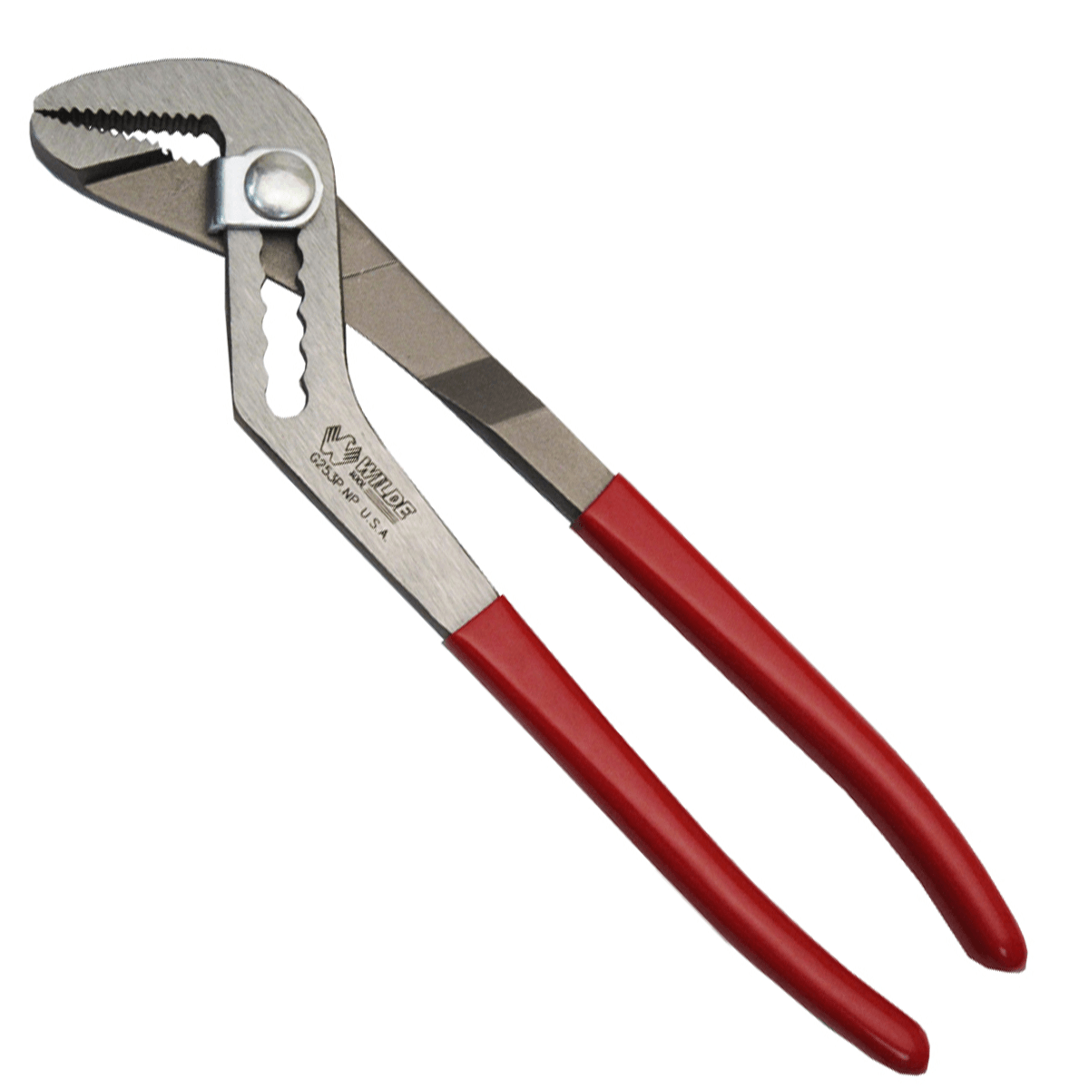 10 water pump pliers polished g253p wilde tool